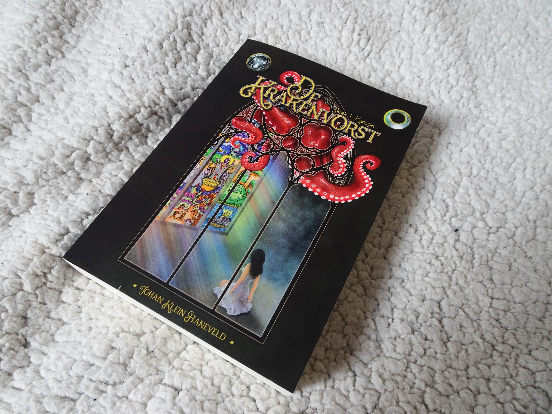 De Krakenvorst Boek 1: Keruga – Johan Klein Haneveld