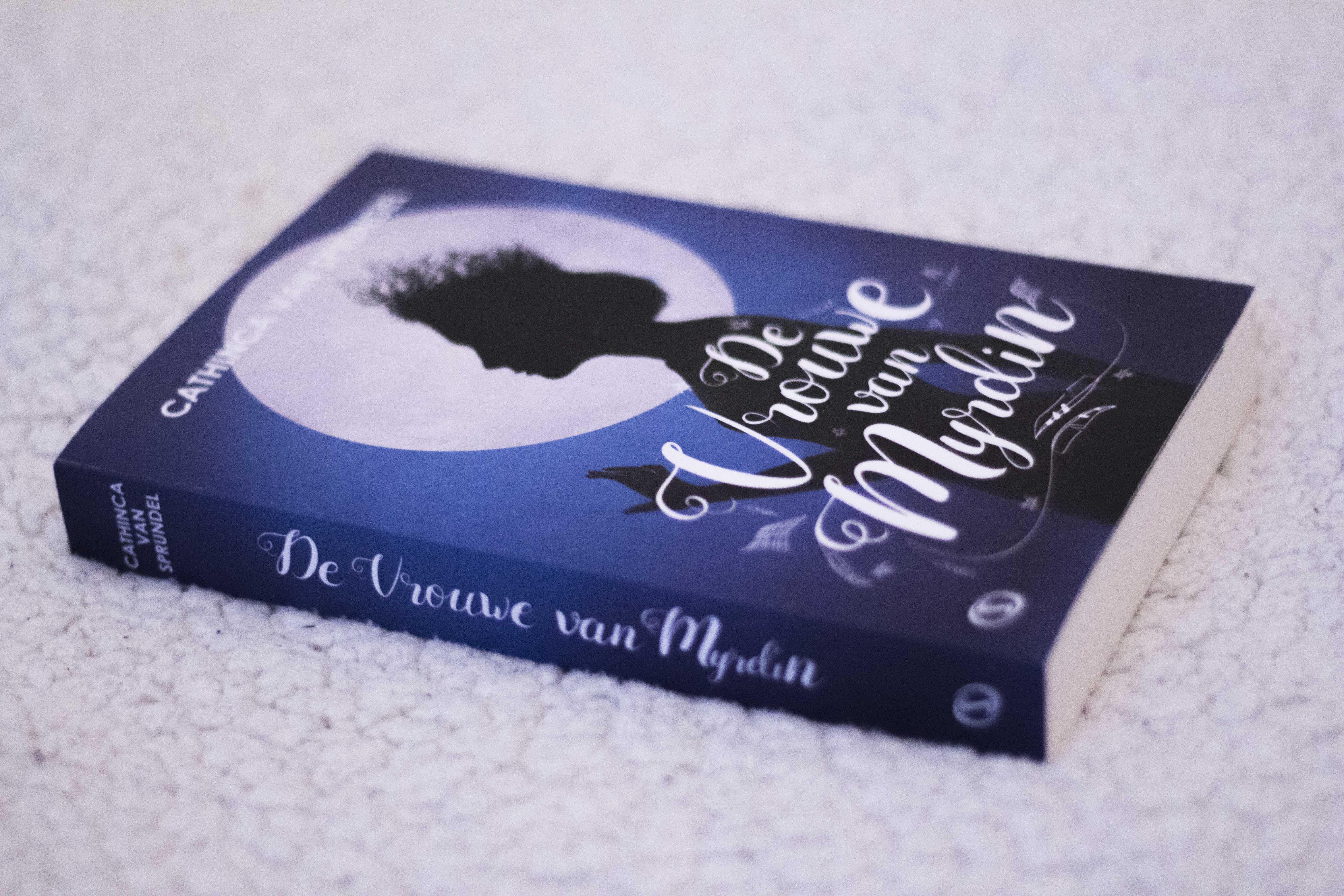 De Vrouwe van Myrdin – Cathinca Van Sprundel