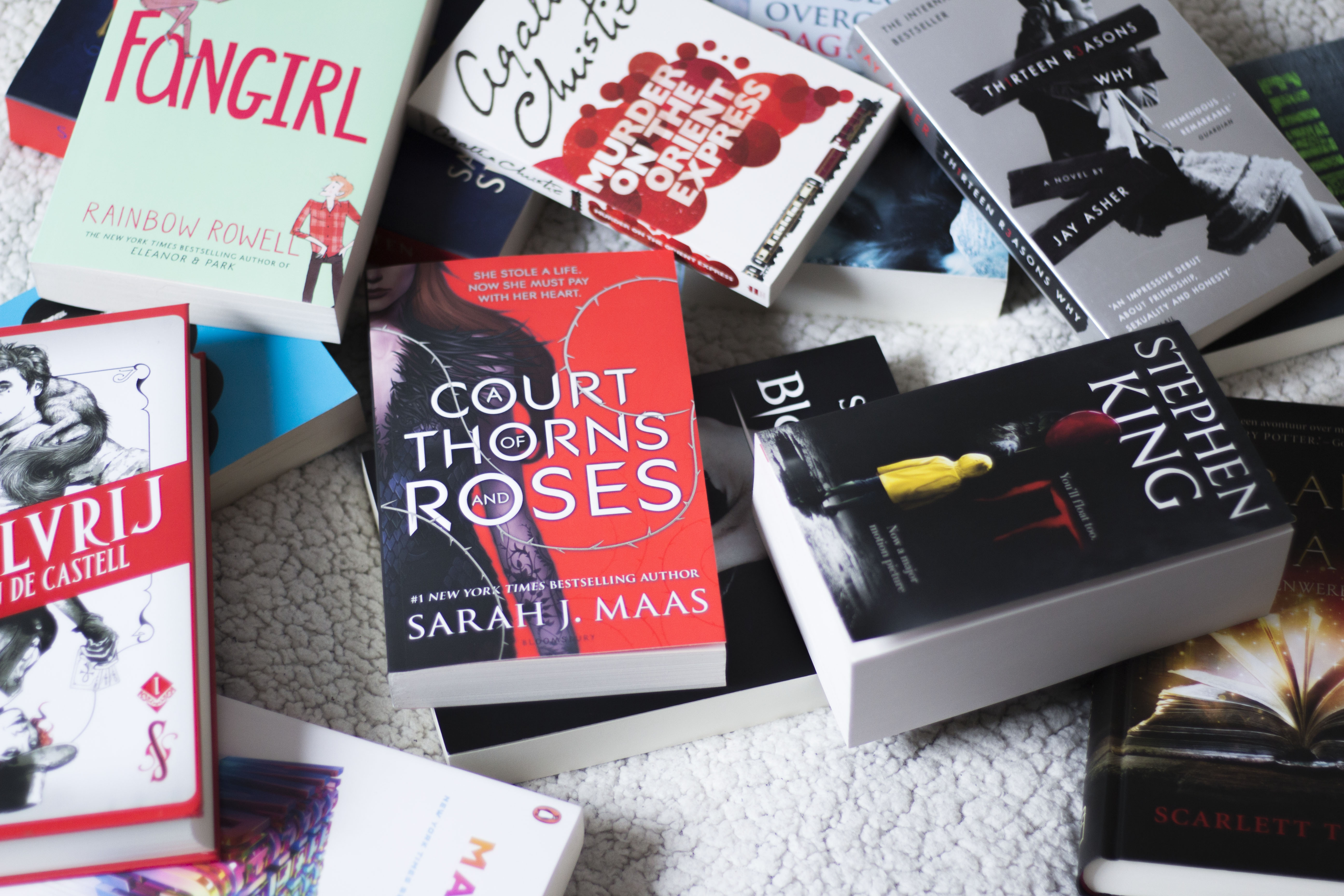 Boeken die ik wil lezen in 2018