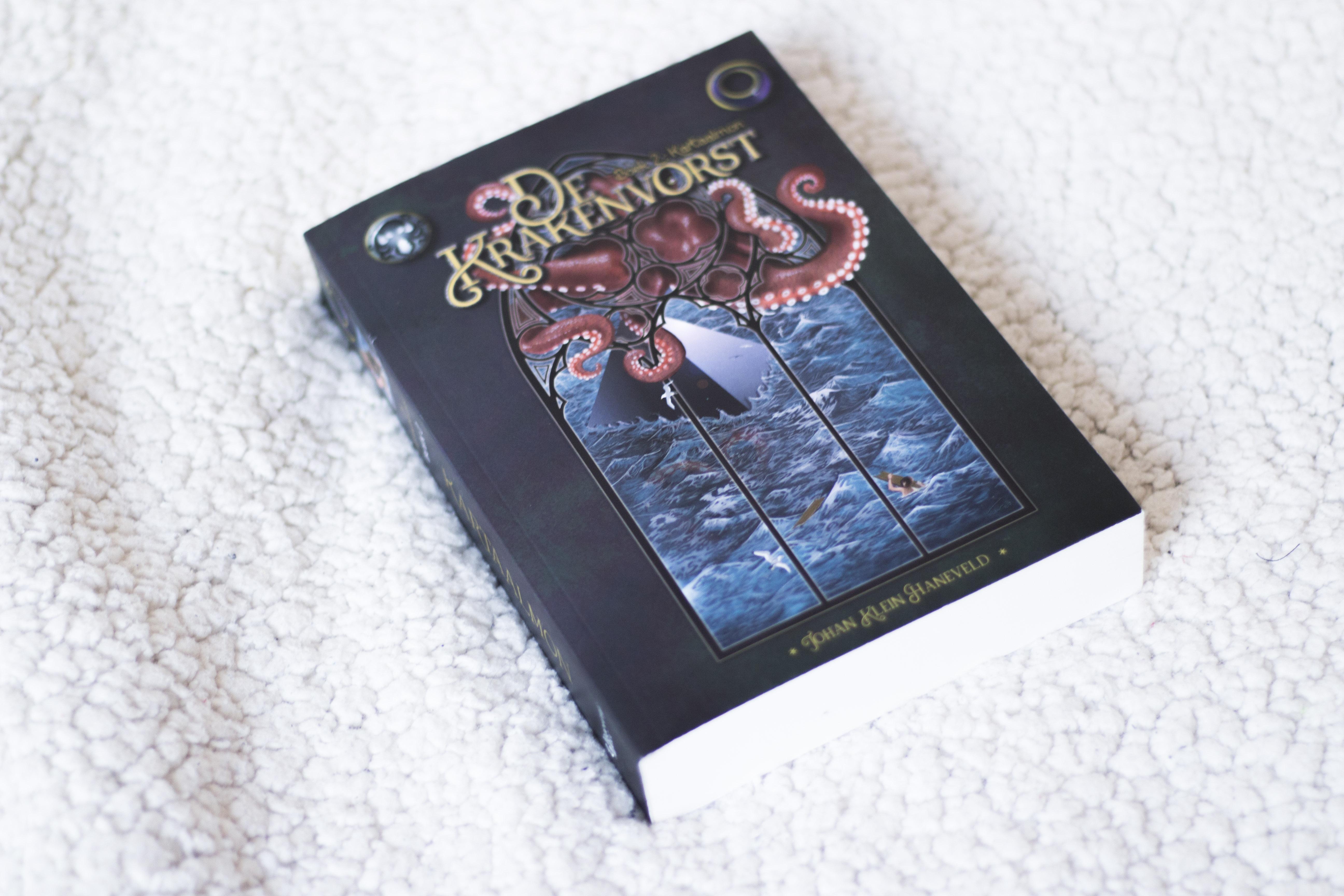 De Krakenvorst Boek 2: Kartaalmon – Johan Klein Haneveld