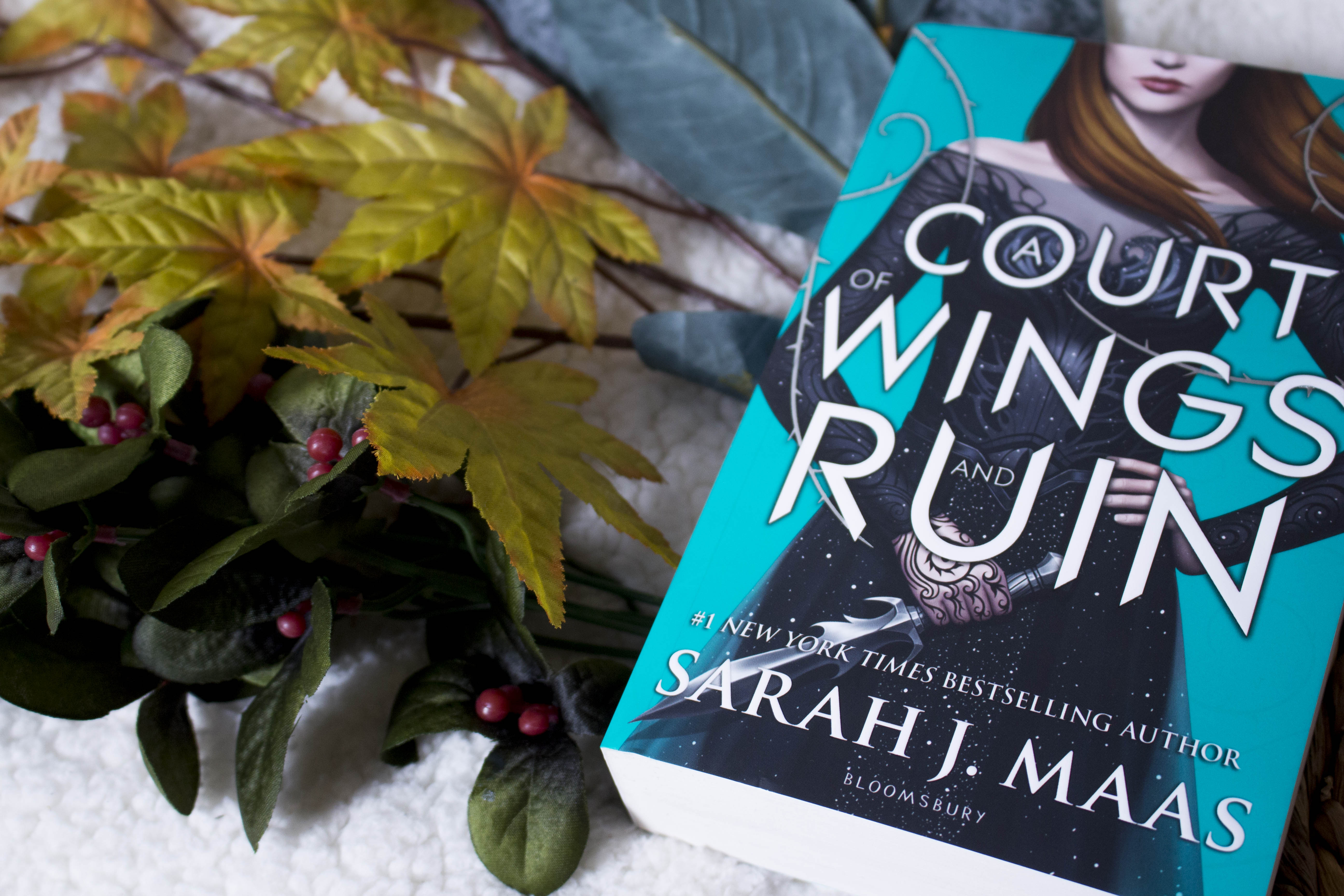 A Court Of Wings And Ruin – Sarah J. Maas