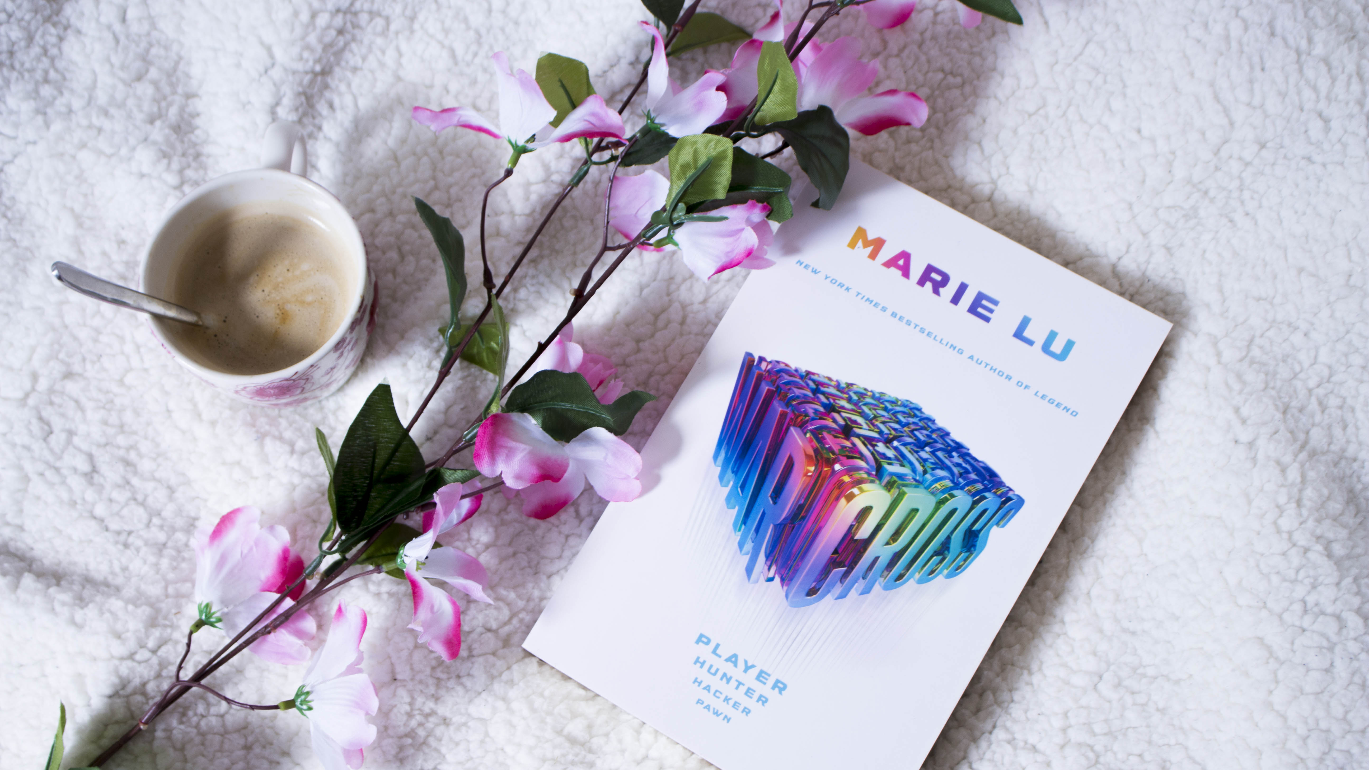 Warcross – Marie Lu
