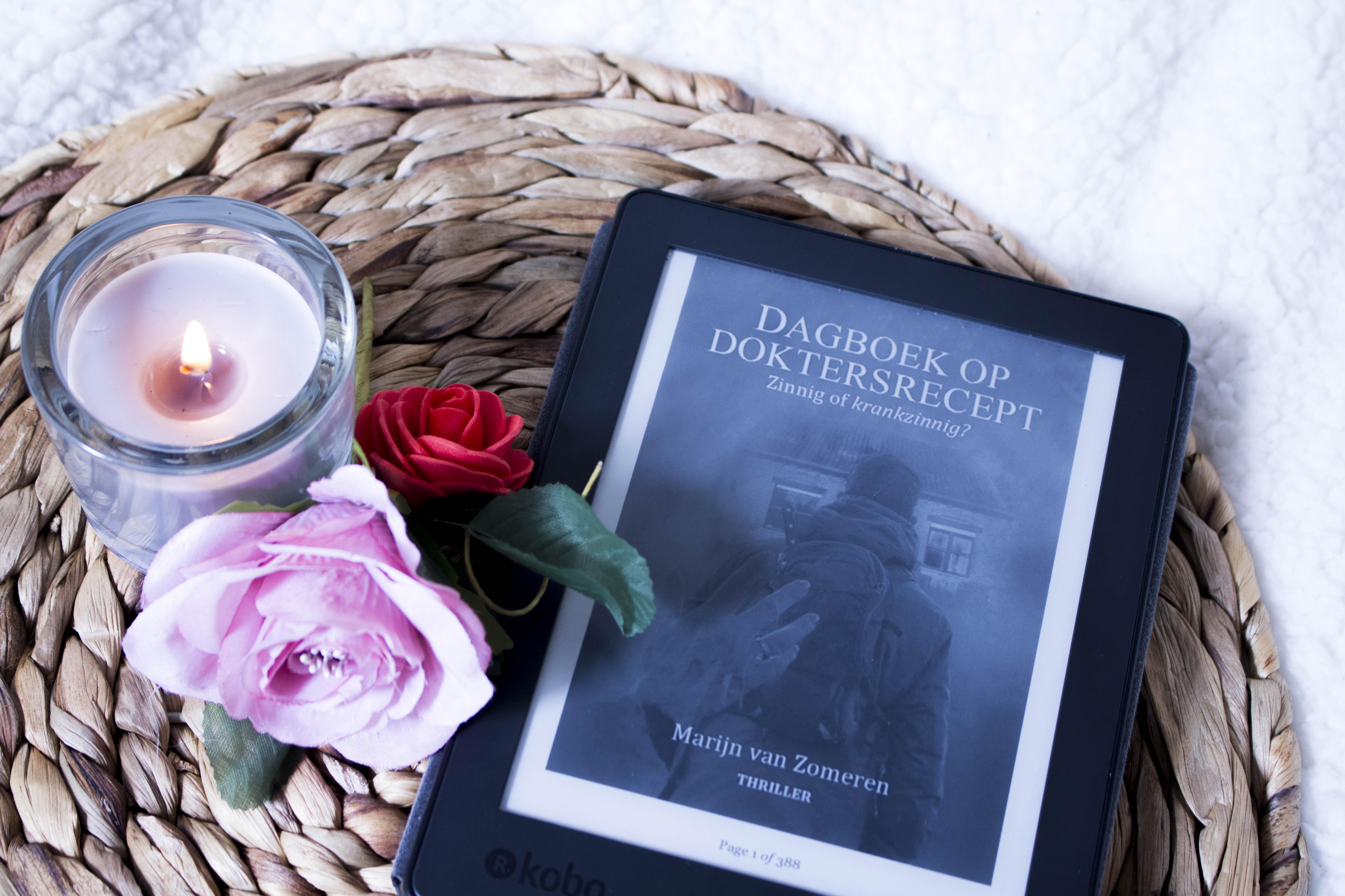 Dagboek op Doktersrecept – Marijn van Zomeren