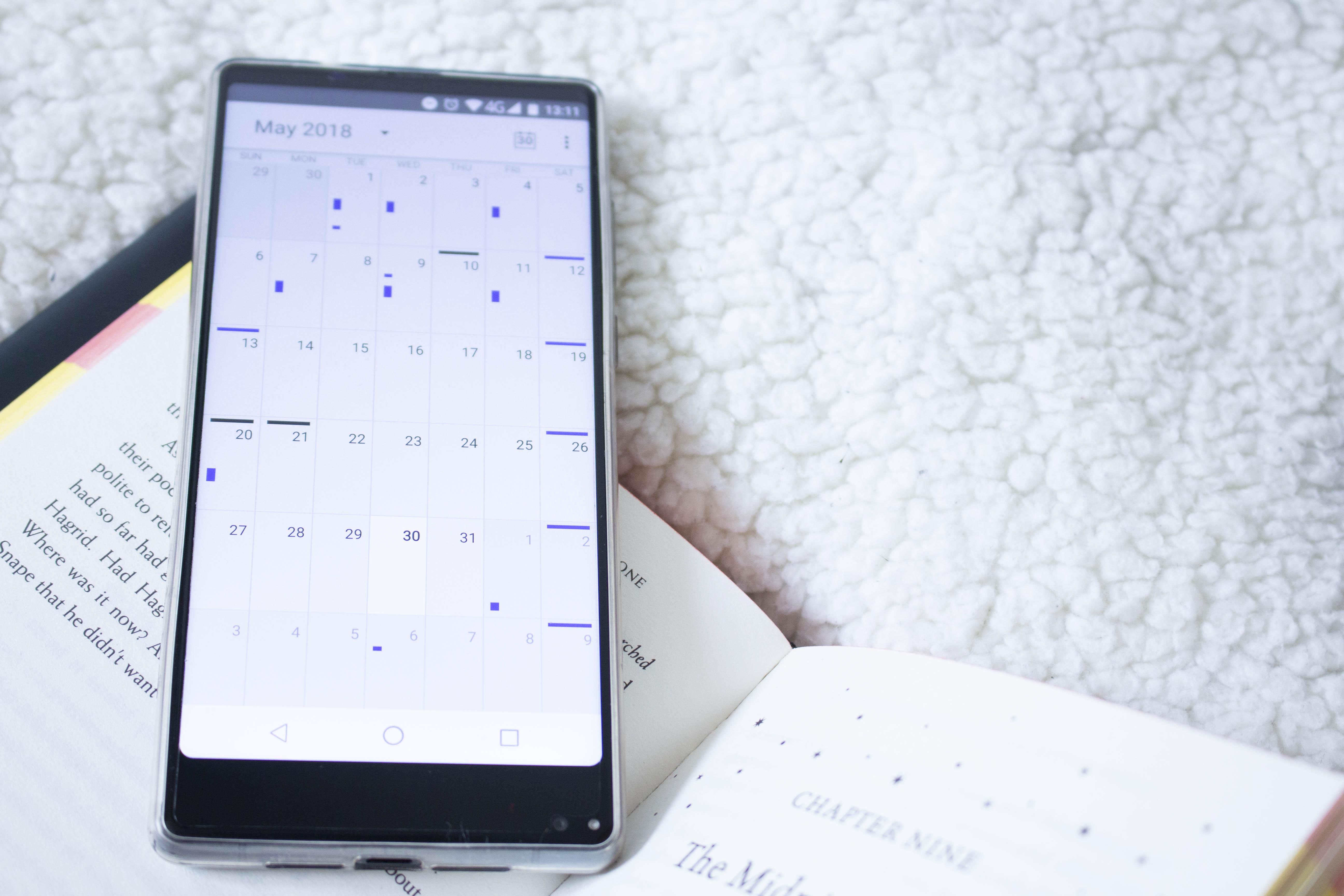 Dagboekje – Mei 2018