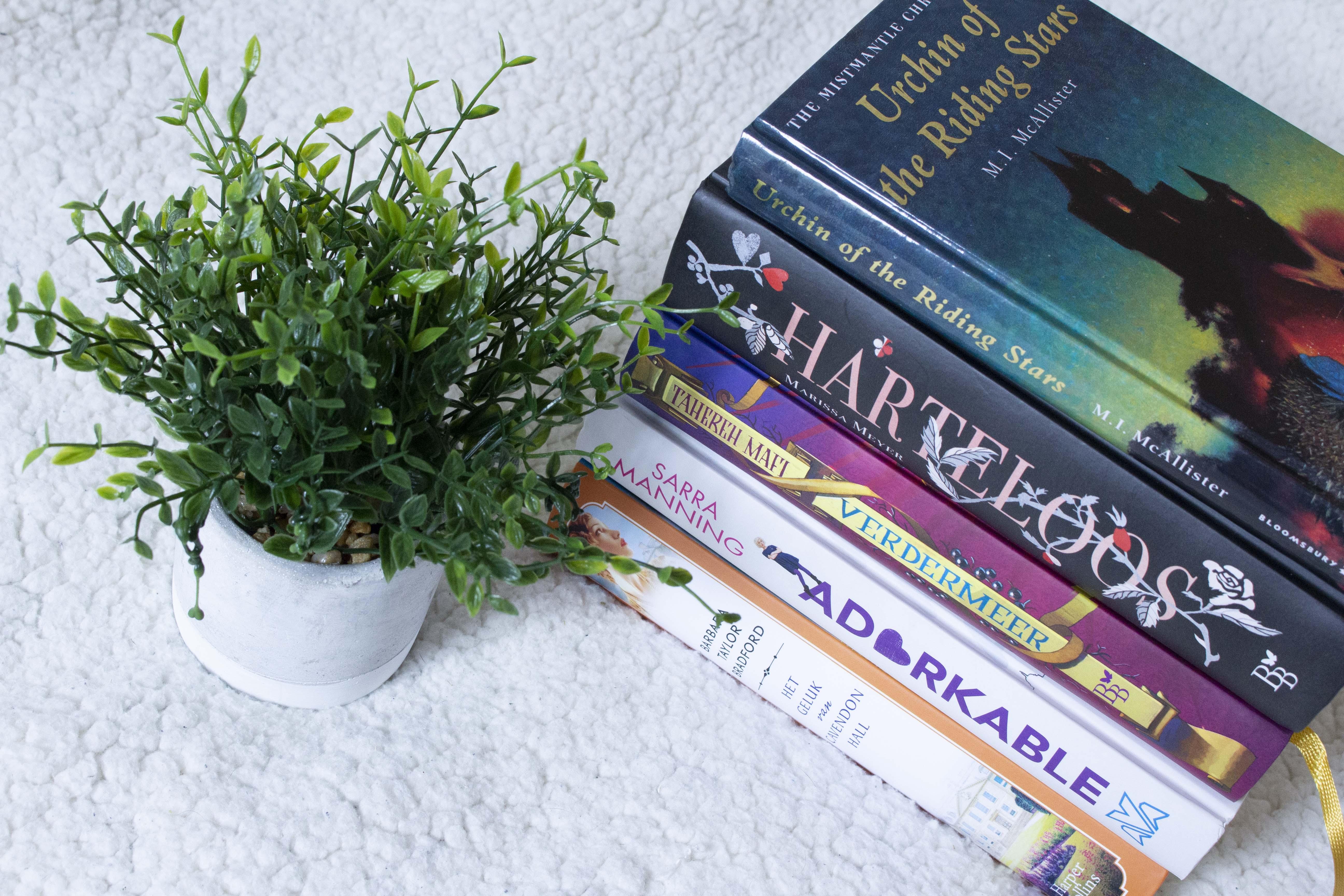 Boeken om te lezen van de zomer