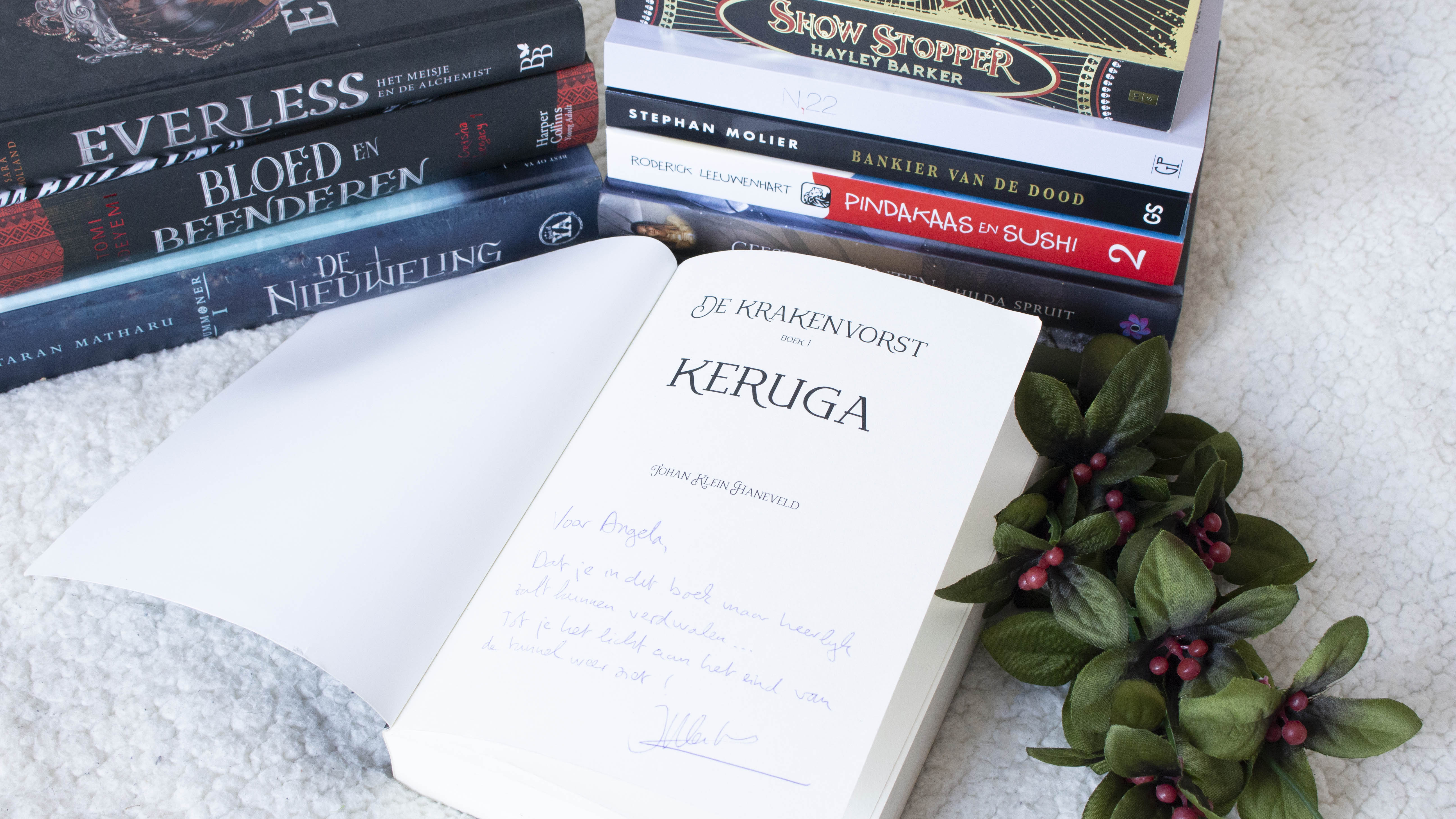 Gesigneerde boeken