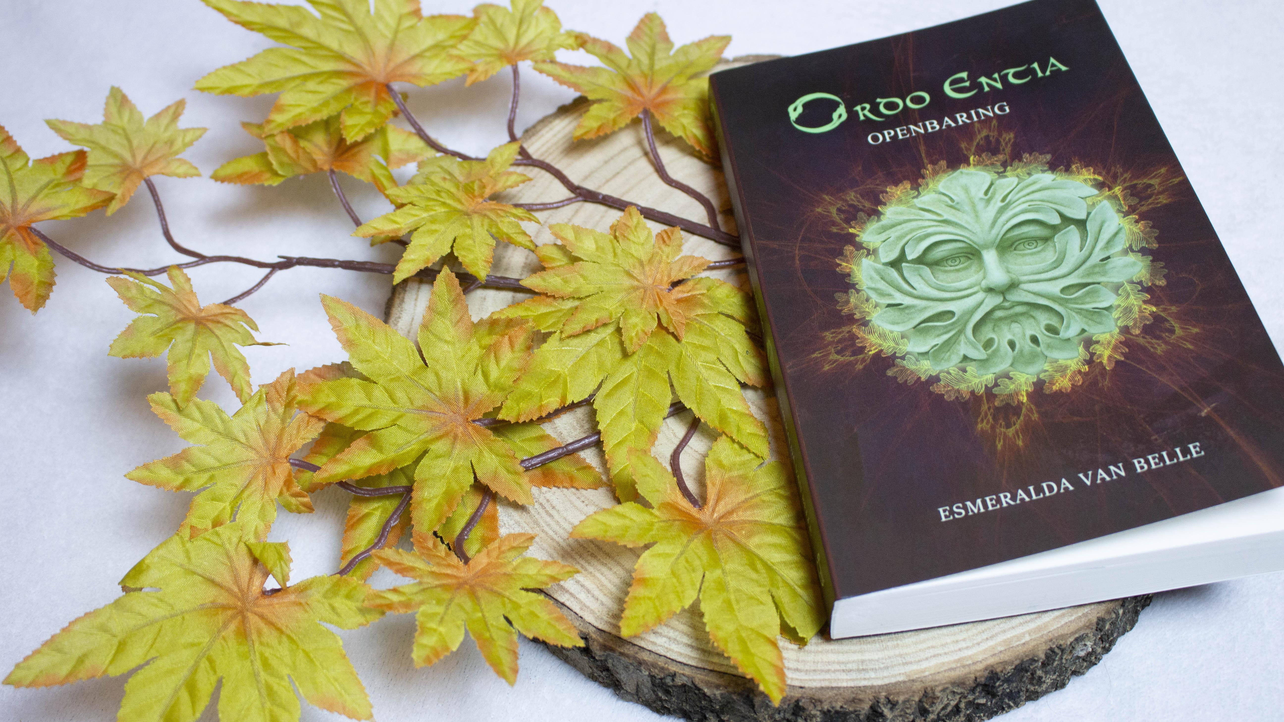 Ordo Entia | Openbaring – Esmeralda van Belle