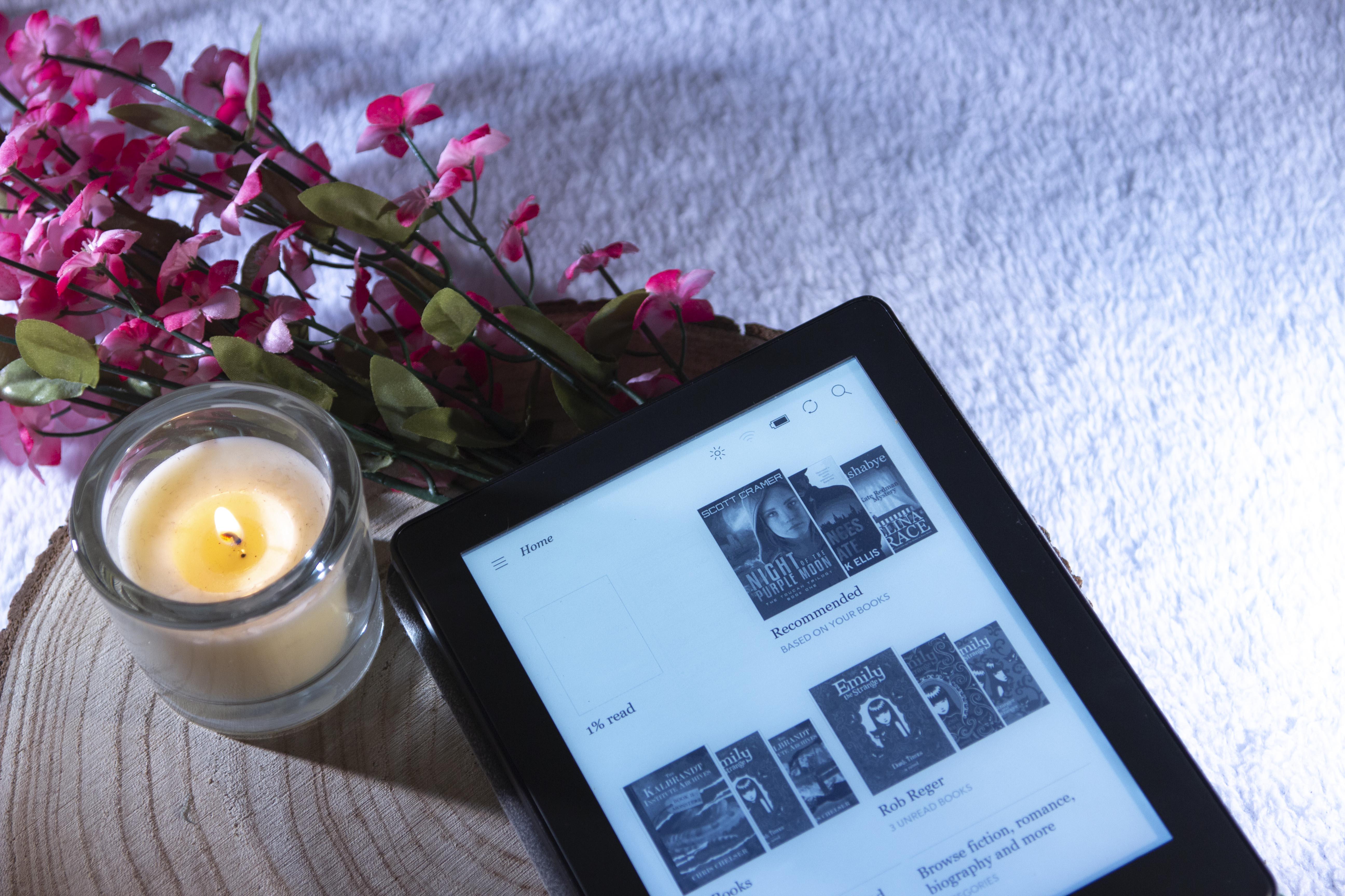 10 redenen waarom ik e-books lees!
