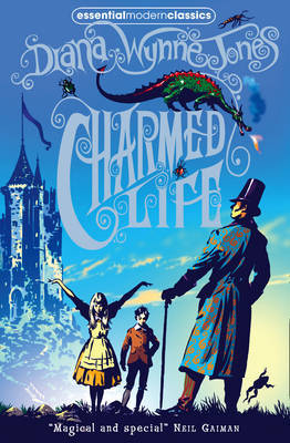 Charmed Life door Diana Wynne Jones